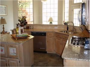 Colleyville Kitchen Design After