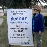 Best Financial Planner Keller TX 2009 – 2013