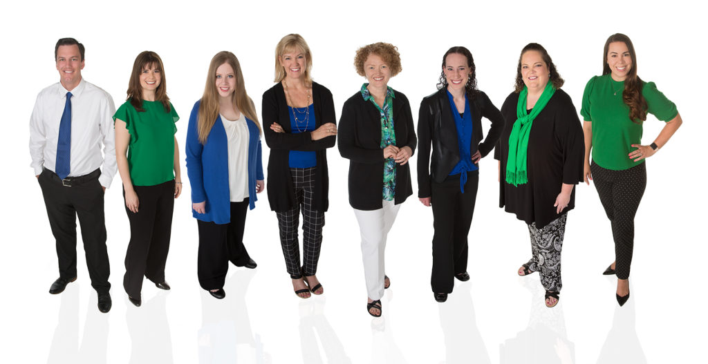 Keener Financial Planning team