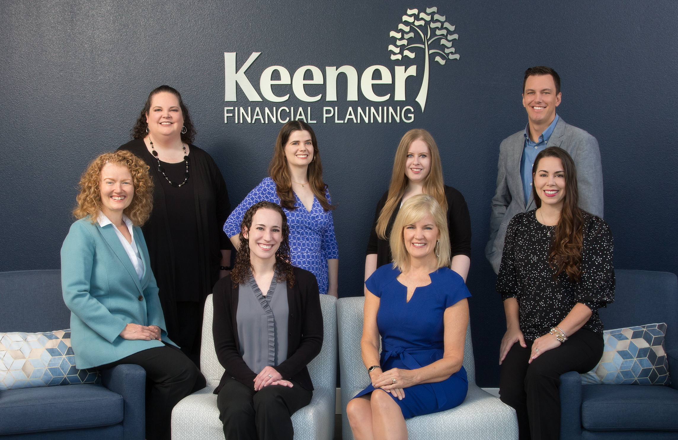 Keener Financial Wealth Managers team